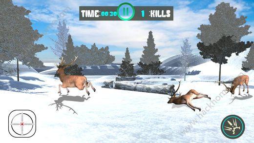 鹿狩猎狙击手挑战无限金币中文破解版图5: