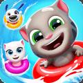 汤姆猫水上乐园无限金币体力钥匙中文破解版(Talking Tom Pool) v1.4.3.78