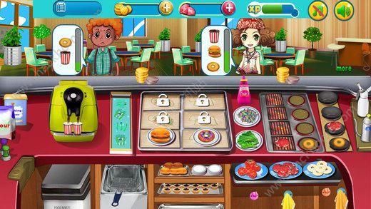 模拟餐厅游戏ios版图1: