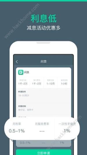 绿洲闪贷app图1
