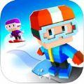 像素滑雪游戏手机版(Blocky Snowboarding) v1.0