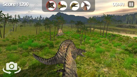 侏罗纪恐龙模拟器3游戏官方手机版图3: