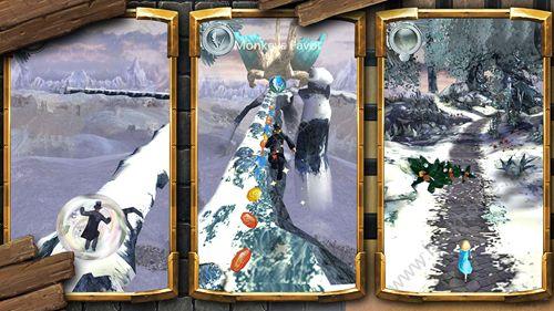 终极酷跑雪野神庙游戏官网安卓版图3: