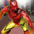 蜘蛛城市超级英雄