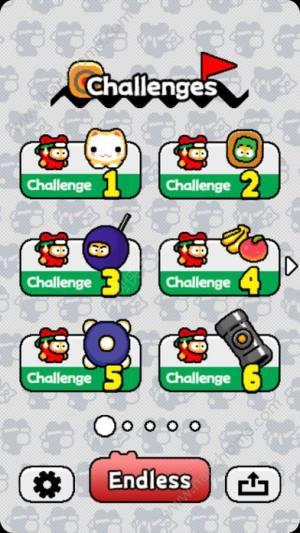 忍者模拟挑战游戏图3