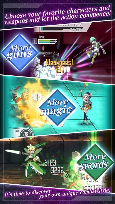 刀剑神域记忆碎片官网唯一正版图4: