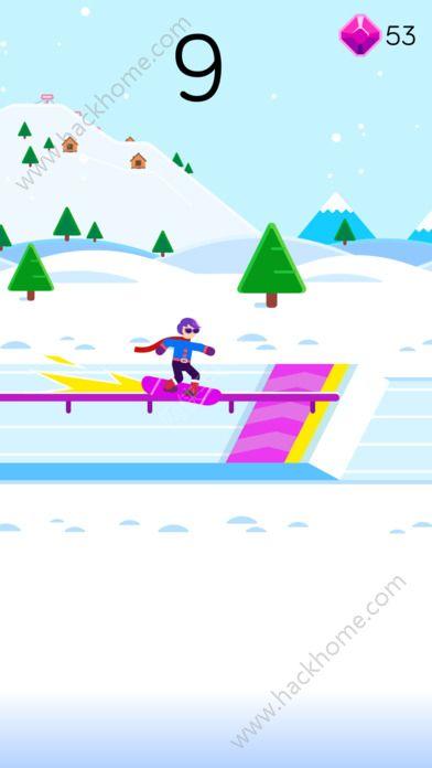 Ketchapp冬运游戏手机版下载图1: