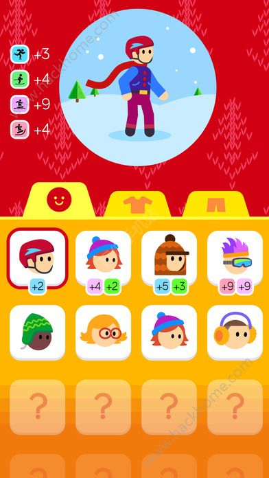 Ketchapp冬运游戏手机版下载图3: