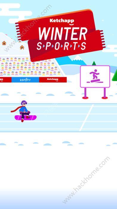 Ketchapp冬运游戏手机版下载图5: