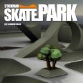 火柴人滑板公园
