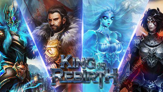 King of Rebirth手游官方正式版(国王重生)图1: