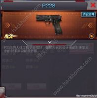 穿越火线枪战王者P228怎么样 P228属性介绍图片1