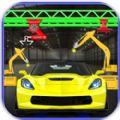 跑车工厂游戏安卓版(Sports Car Factory) v1.0