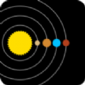 三維太陽係模型