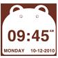 小熊时间小部件手机版app软件下载 v2.1.2