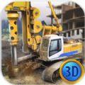 城市建筑卡车破解版