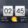翻转时钟天气窗口小部件手机版app下载 v2.81.01