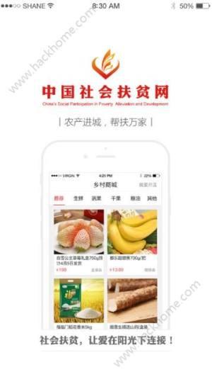 中国社会扶贫网app手机版下载图片2