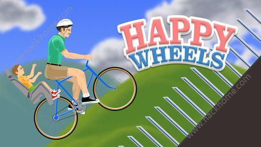 死亡獨輪車官網安卓版(Happy Wheels)圖1: