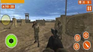 三角洲部队突击队游戏图1