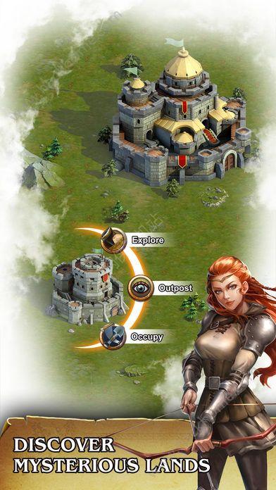 World of Kings手游官方网站图5: