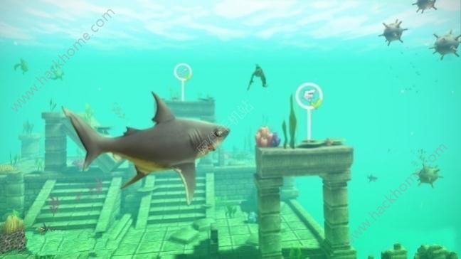 饥饿鲨鱼VR中文修改无限金币破解版 v1.0
