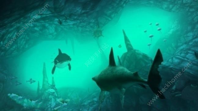 饥饿鲨鱼VR中文修改无限金币破解版图2: