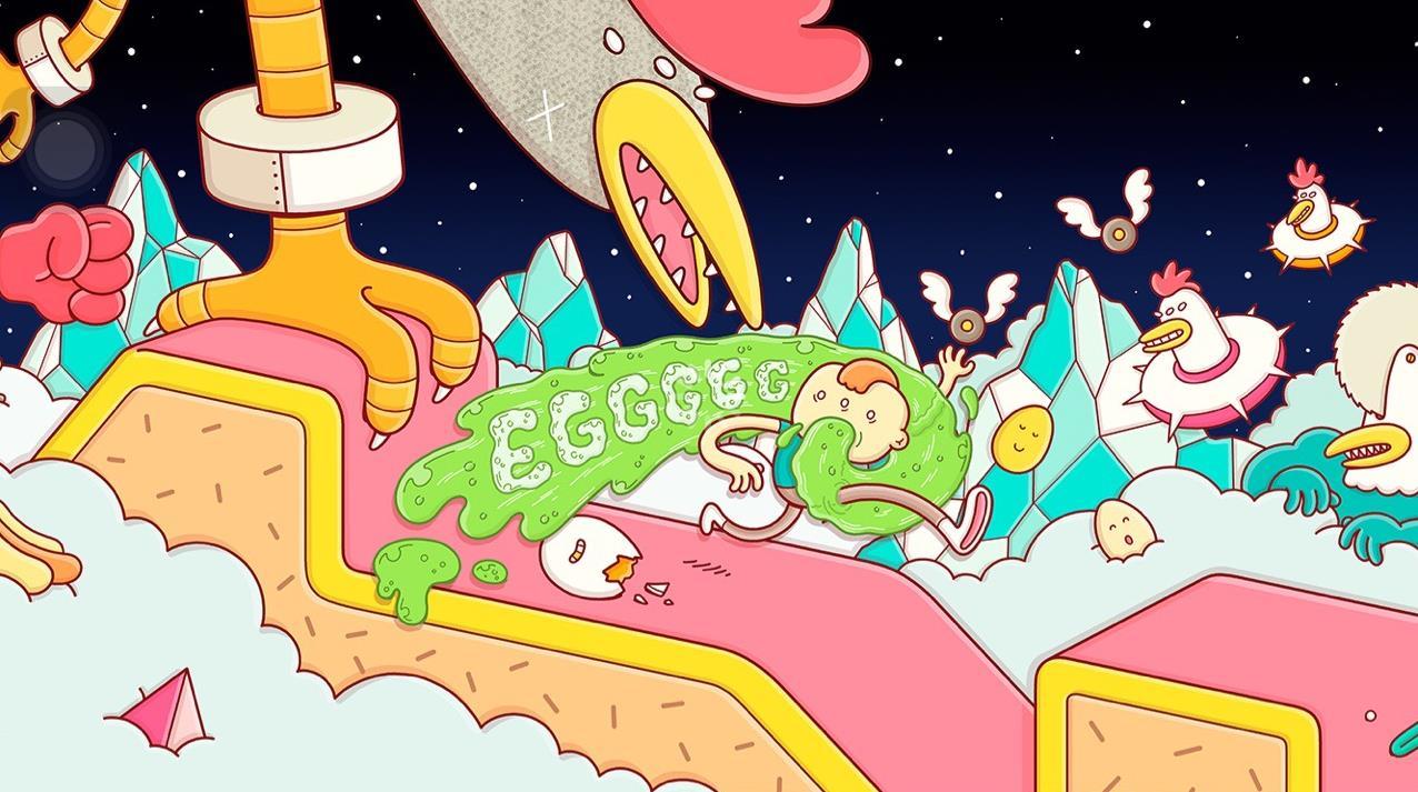 eggggg攻略大全 喷蛋狂人1-21关通关攻略[图]