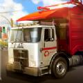 专业垃圾清理车模拟驾驶游戏安卓版下载(Garbage Truck Simulator Pro) v1.2