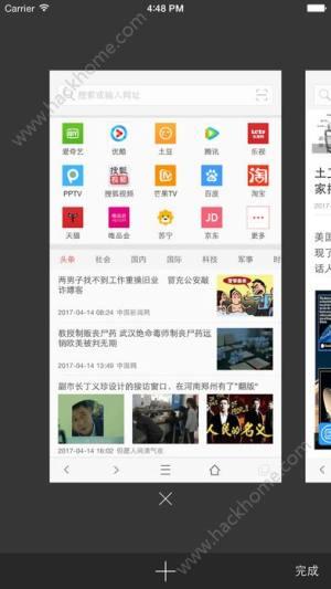 VIP浏览器苹果版图3