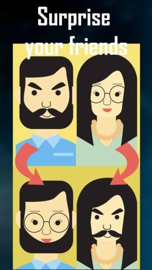 脸部交换app图1