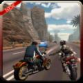 暴力摩托赛车3D游戏