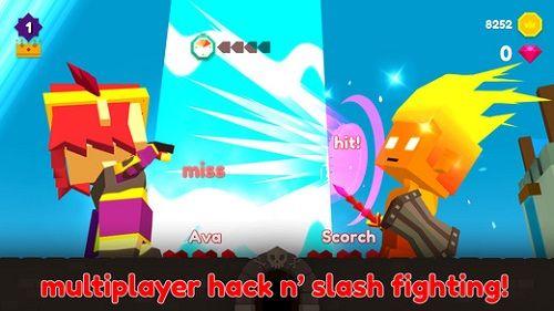 斗技场英雄官网手机游戏(Battle Arena Heroes)图3: