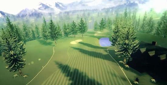在线高尔夫世界冠军好玩吗 在线高尔夫世界冠军游戏简介[图]