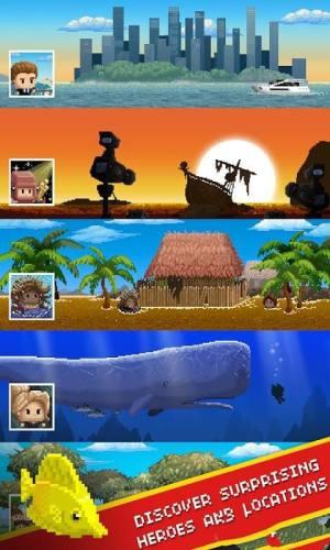 荒岛钓鱼破解版图3