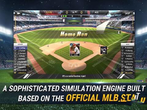 MLB9局职棒总教练上线 驰骋棒球赛场[多图]