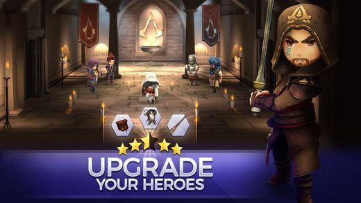 刺客信条燎原育碧游戏官方网站正版下载(Assassins Creed Rebellion)图2: