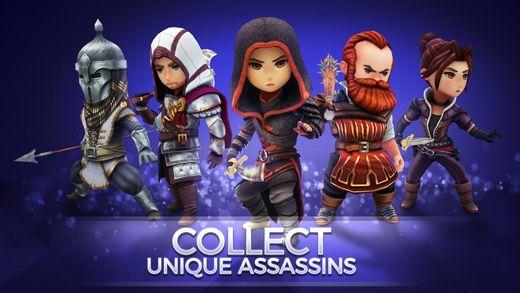 刺客信条燎原育碧游戏官方网站正版下载(Assassins Creed Rebellion)图4: