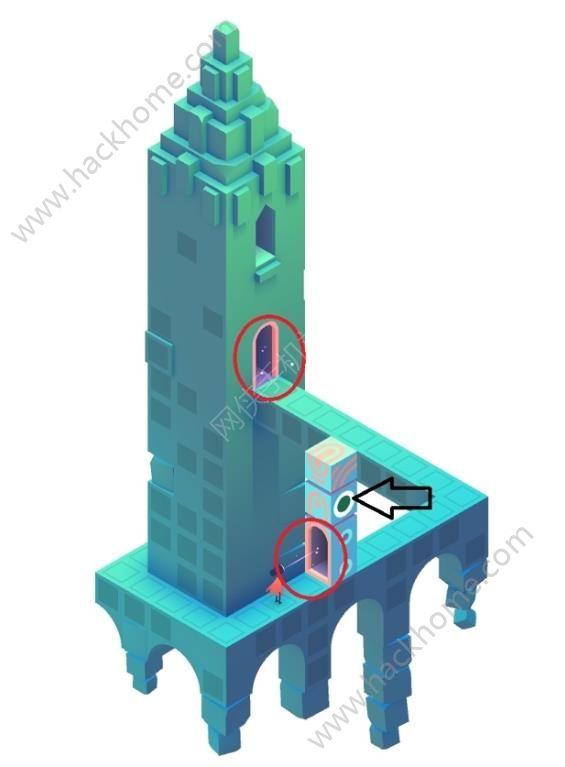 纪念碑谷2第10关攻略 第十章植物园通关攻略[多图]图片1