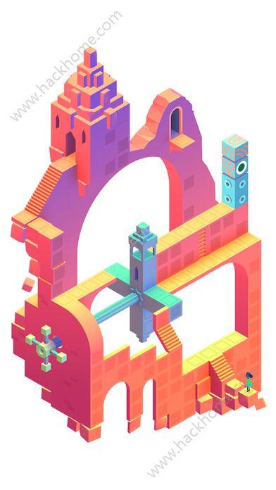 纪念碑谷2游戏官方苹果版下载图3: