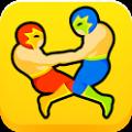 基友摔跤2无限金币免费破解版(Wrestle Jump) v1
