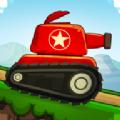 坦克炮击酷跑游戏汉化中文版(Mini Tanks Racing) v1.16