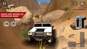 越野驾驶沙漠图1