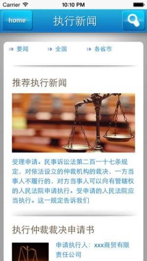 中国执行信息公开网查询官网图2
