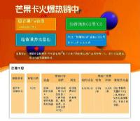芒果卡是什么?中国移动芒果TV联合推出芒果卡详情介绍图片1