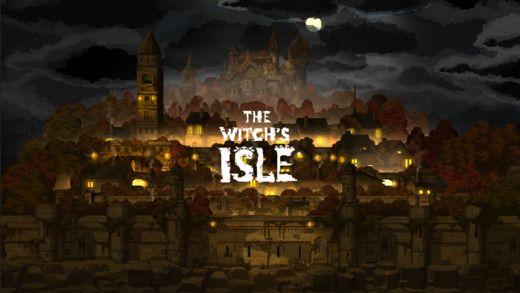 女巫之岛游戏特色 女巫之岛游戏介绍[多图]