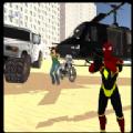 蜘蛛侠黑帮犯罪3D游戏