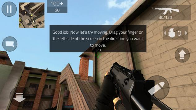 前锋突袭评测:手机端的CS.GO![多图]