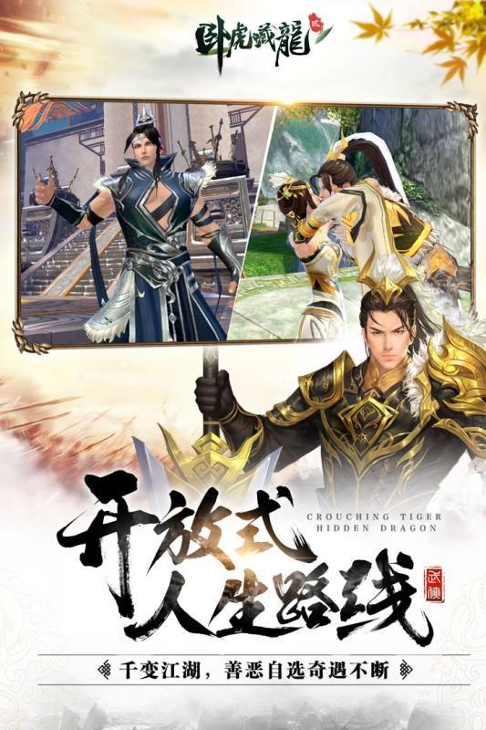阿里游戏卧虎藏龙2官方正版网站下载游戏图3: