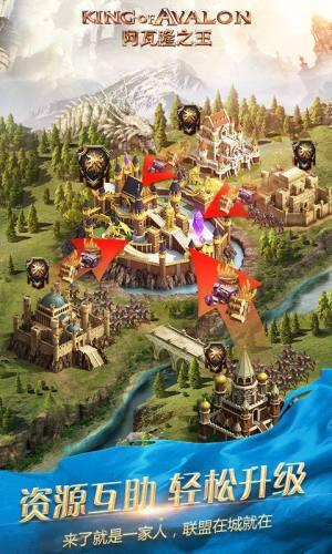 阿瓦隆之王360版图5